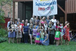 Group photo 2013 reunion